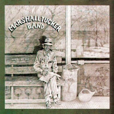 The Marshall Tucker Band - Where We All Belong 1974 (USA, Southern Rock, Country Rock)
