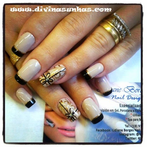 FOTOS DE UNHAS DECORADAS COM LIDIANE BORGES3