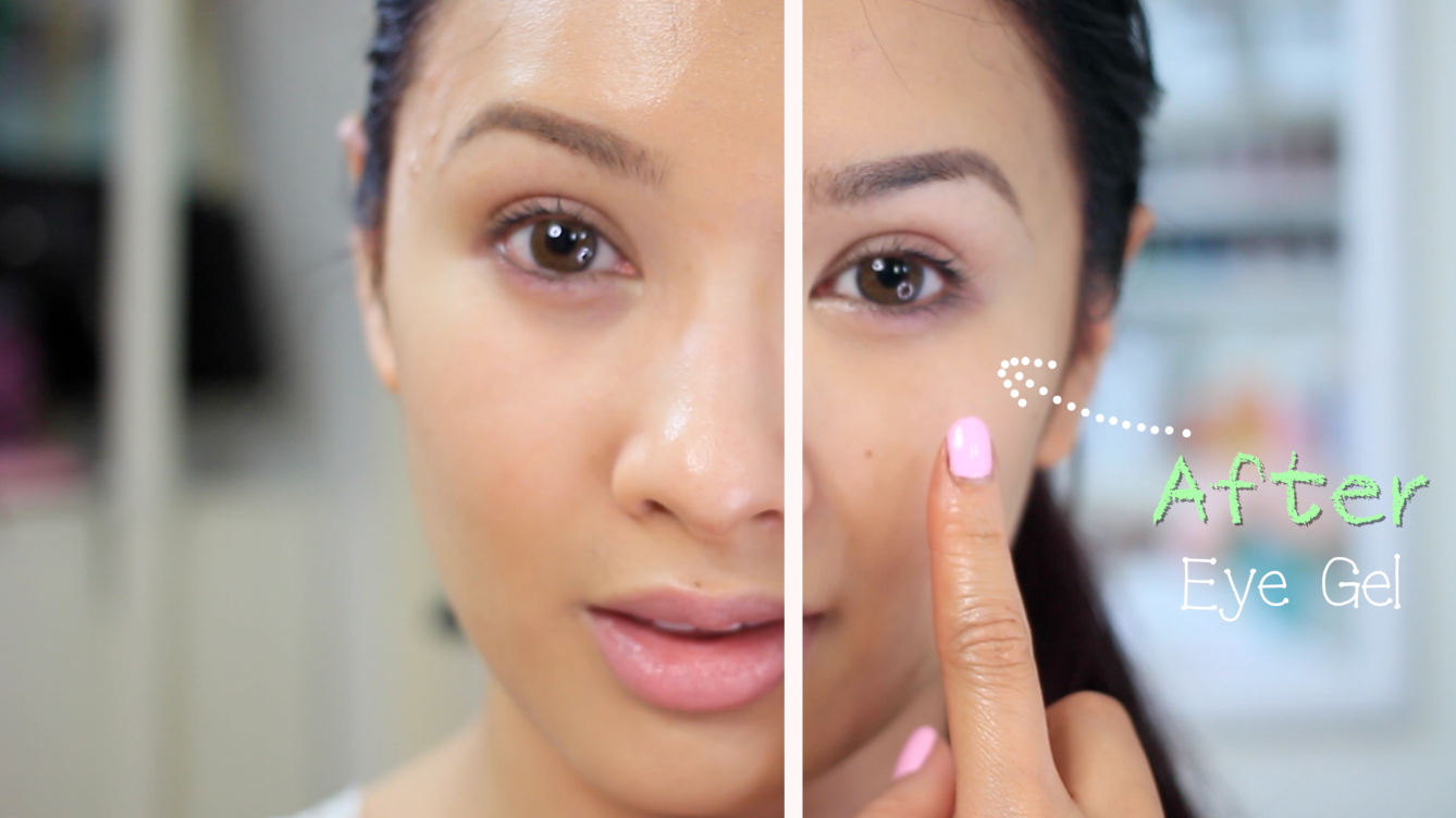 How to get rid of puffy eyes and dark circles eyes