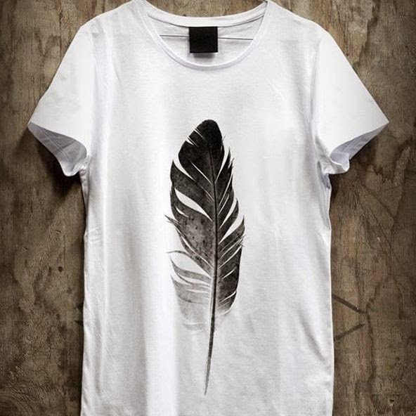 Travel essentials:  cool t-shirt