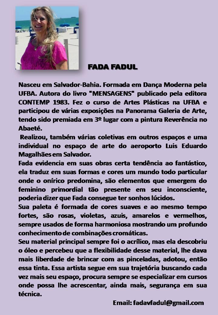 RELEASE DE FADA FADUL