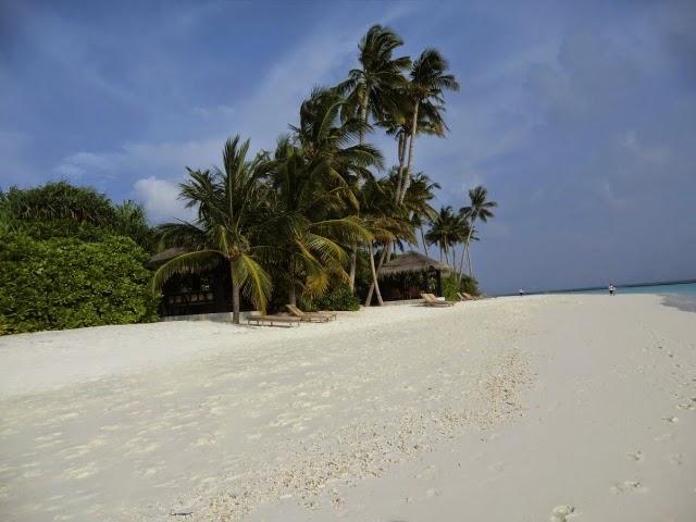 Мальдивы-Белый-Песок