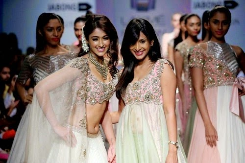 Lehnga and Sarees for Beautiful Brides