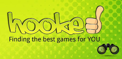 Hooked / Discover new Games