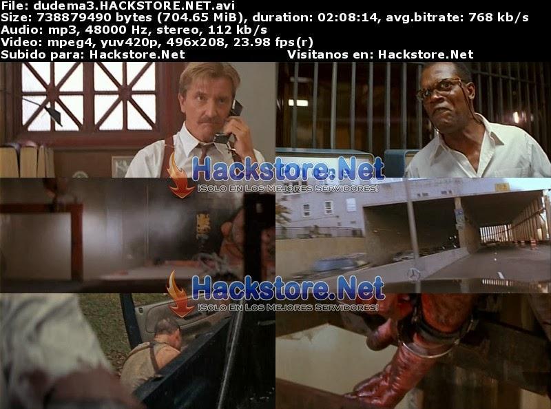 Captura Duro de Matar 3 (1995) DVDRip Latino