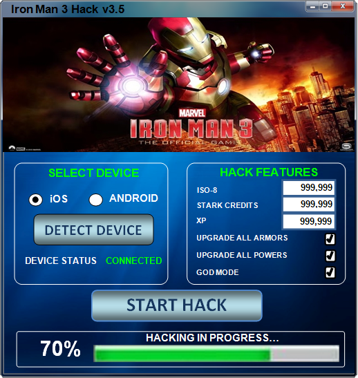 Iron man 3 hack cheat crack t l chargement gratuit iso 8 - Iron man 2 telecharger ...