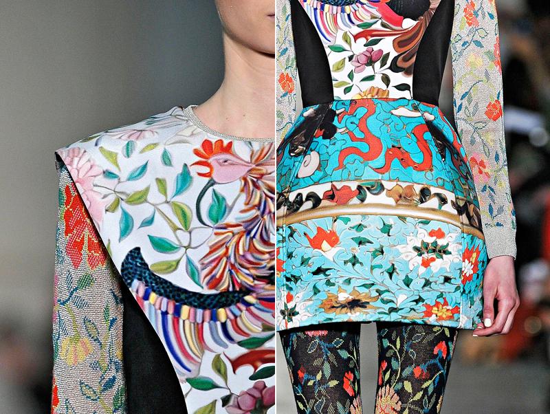 Tquoiz: Fashion Advice: Print on Print Trend