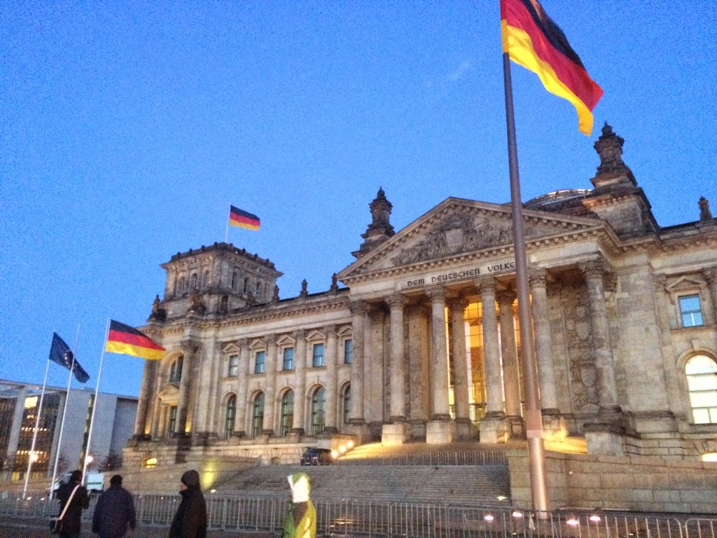 Reichstag Building Berlin
