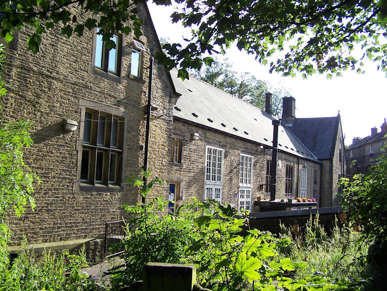Old Glossop School