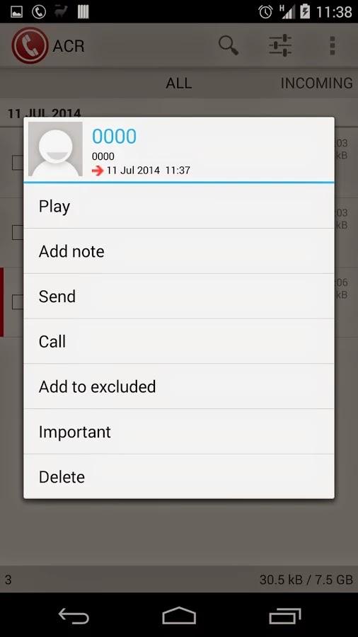 Call Recorder - ACR Premium v9.2