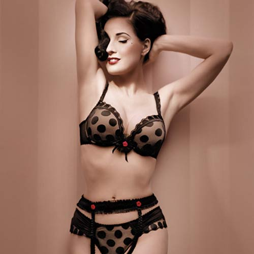 Dita Von Teese TV Banned Commercial 2011 Wonderbra Film Full Length