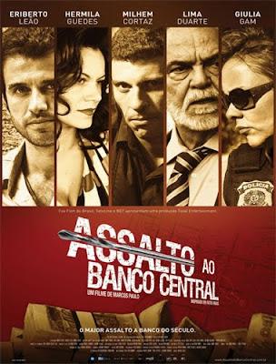 Ver Assalto ao Banco Central Película Online (2011)