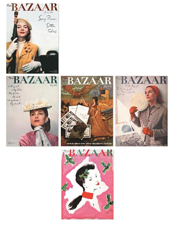 Diana Vreeland: The Modern Woman: Harper's Bazaar Years book review via www.fashionedbylove.co.uk british fashion blog