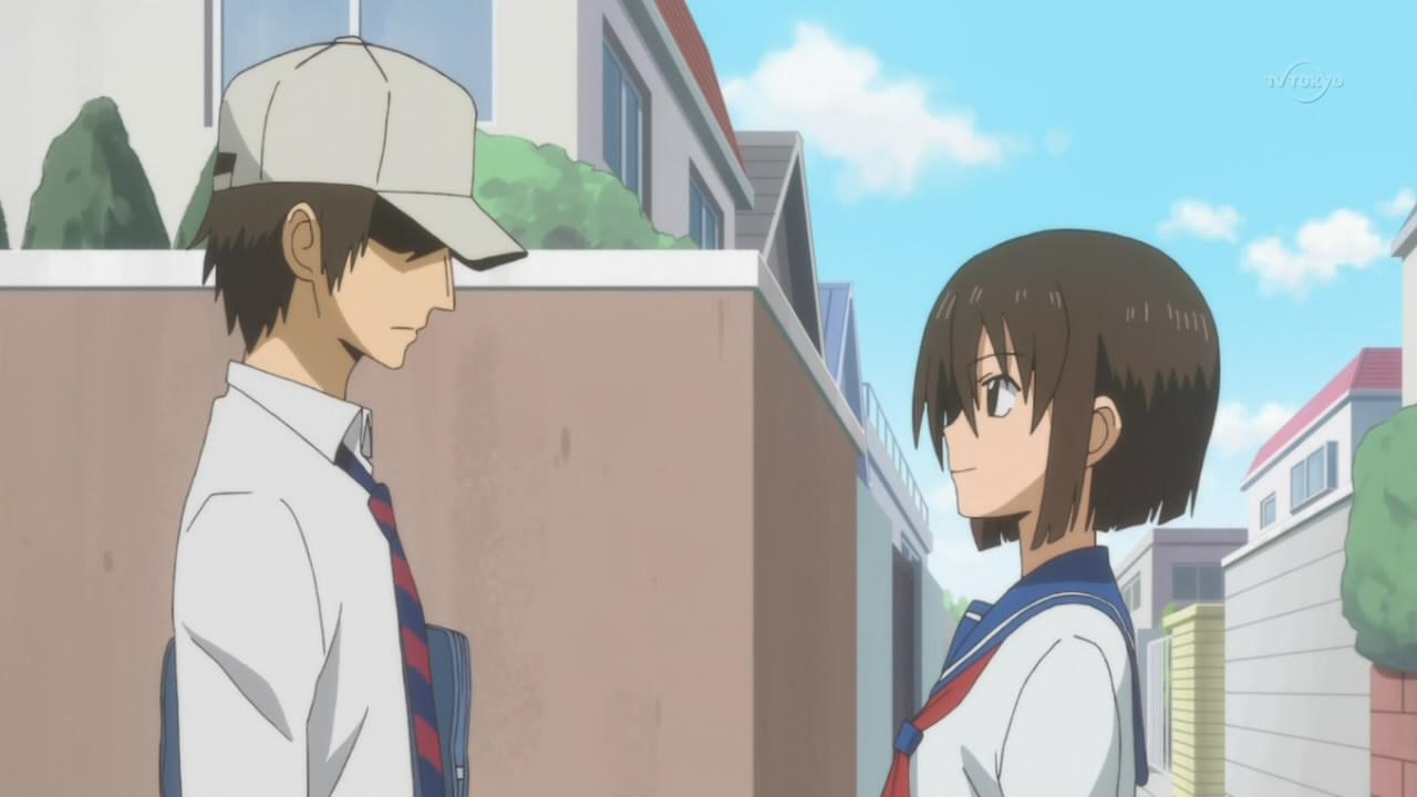 Danshi Koukousei no Nichijou – 20 End   Lost in Anime