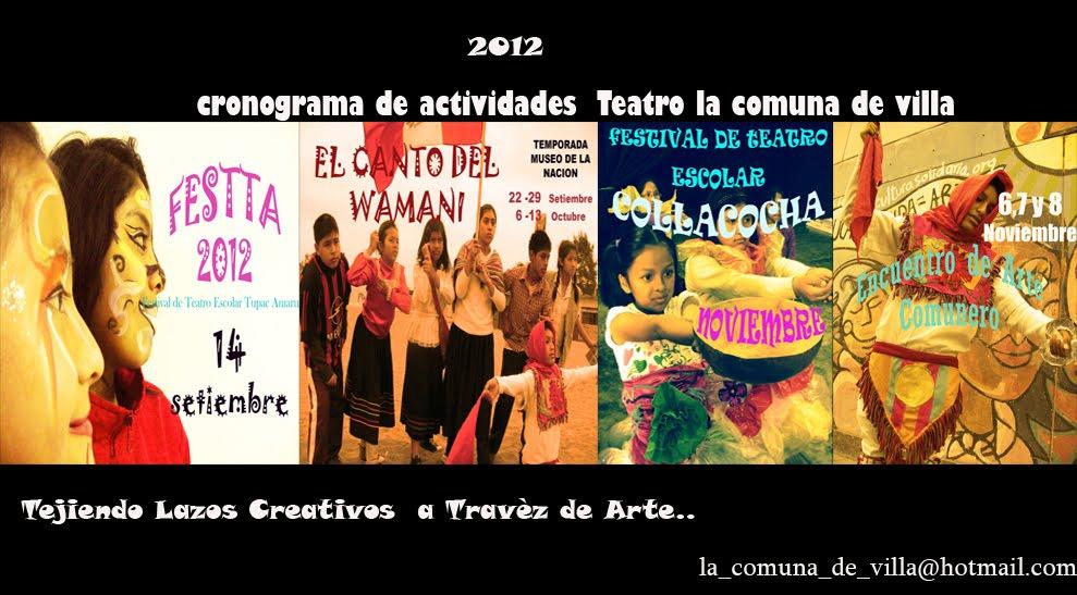 Teatro La Comuna De Villa