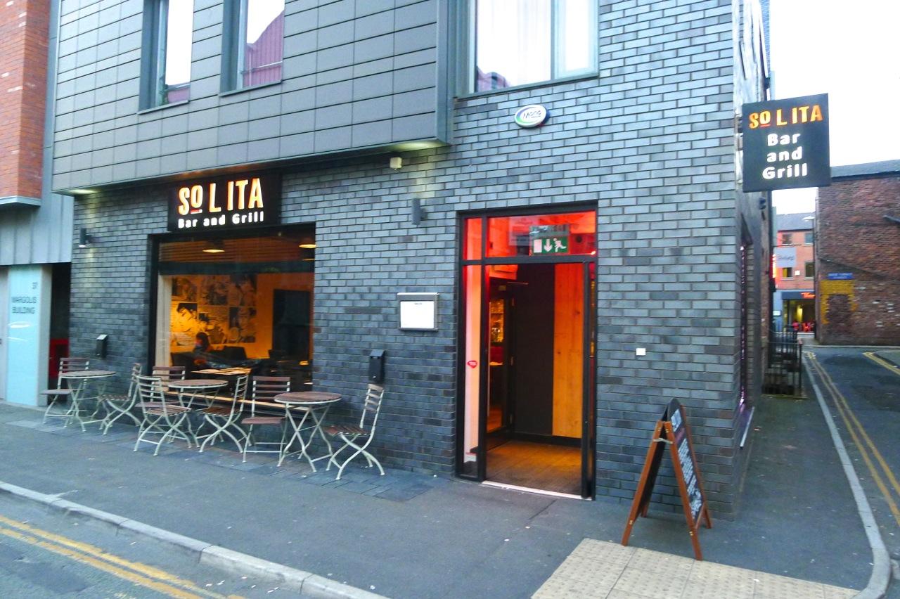 Manchester Restaurants Solita