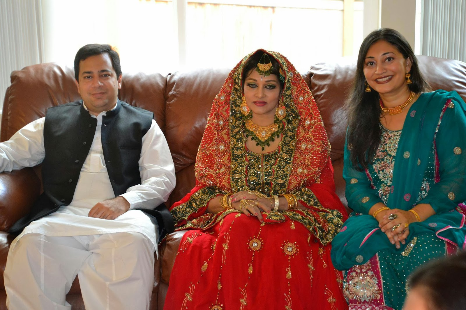 Actress aroosa wedding