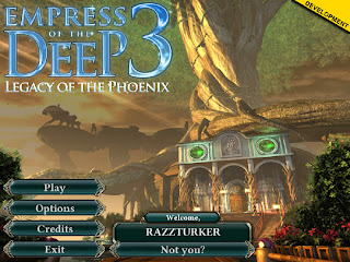 Empress Of The Deep 3: Legacy Of The Phoenix [BETA]