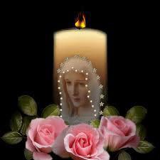Nossa Senhora e as Rosas