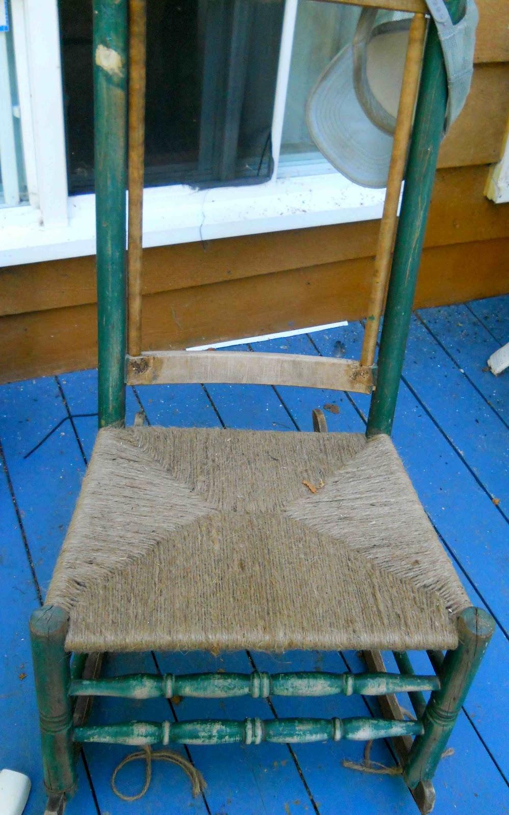 Les ing rables faites le vous m me rempaillage for Rempaillage d une chaise