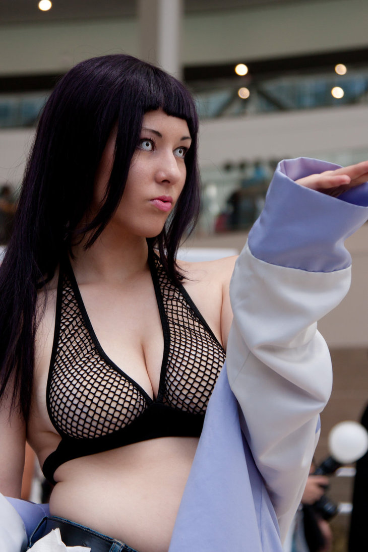 Huge tits naruto cosplay
