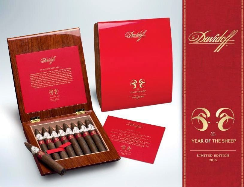 Davidoff Year of the Sheep 2015