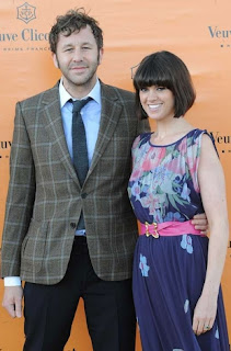 Dawn O'Porter says Irish hubby Chris O'Dowd makes her broody
