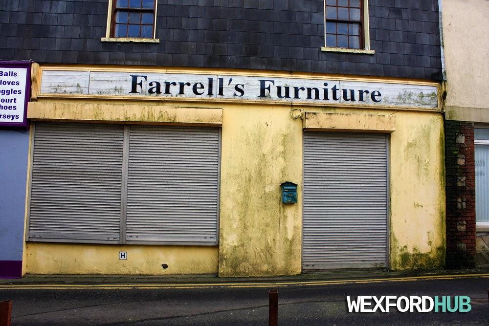 Farrell's Furniture, Wexford