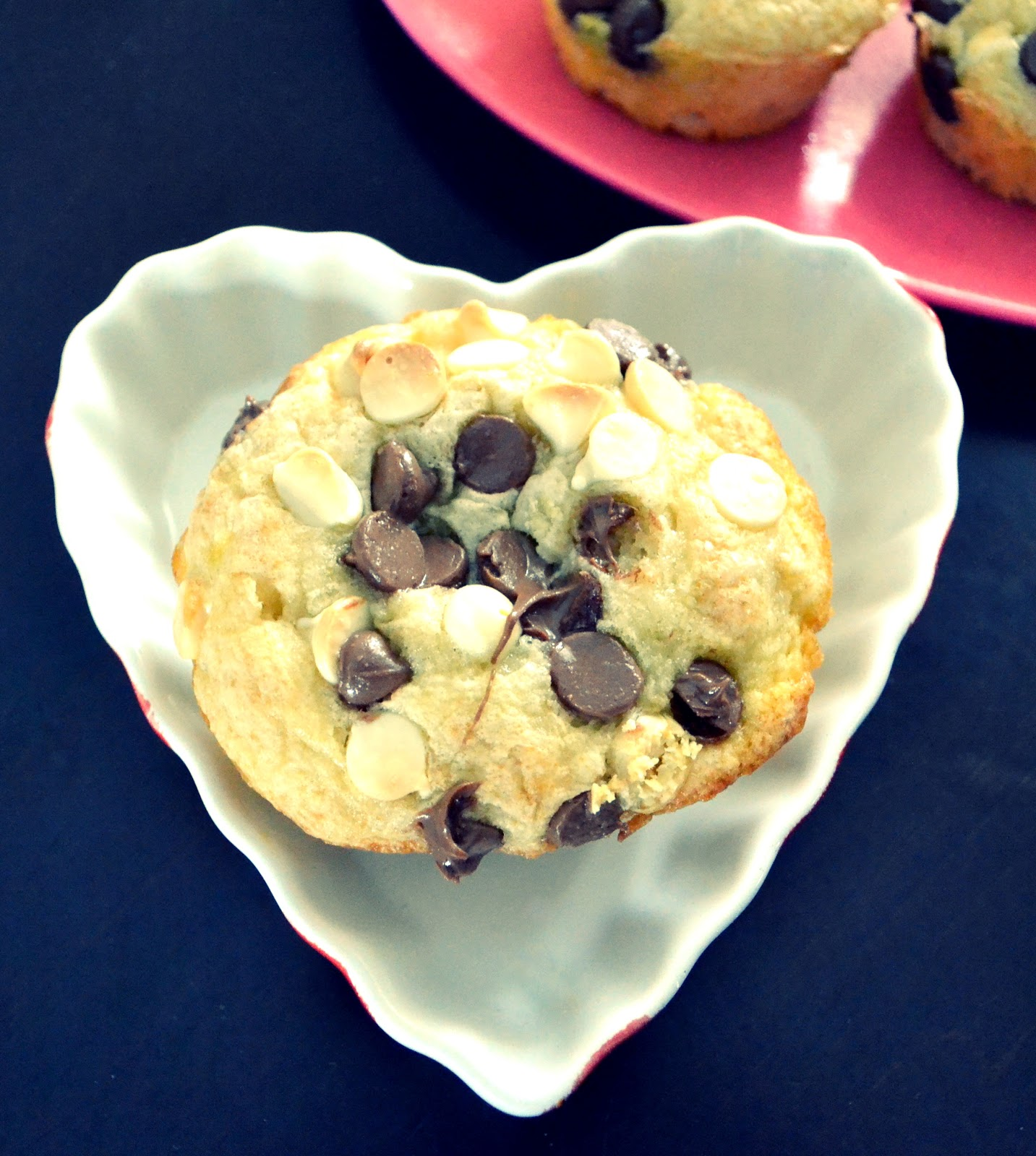 Using Cake Mix To Make Muffins With Chocolate Chip