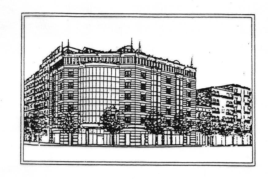 Arq ing un edificio de oficinas de ricardo bofill for Oficinas ing barcelona