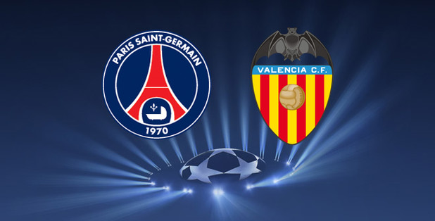 Paris Saint Germain PSG VS VALENCIA Leg 2 Champion 2013
