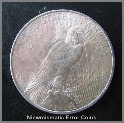 "United States ""Peace"" dollar"