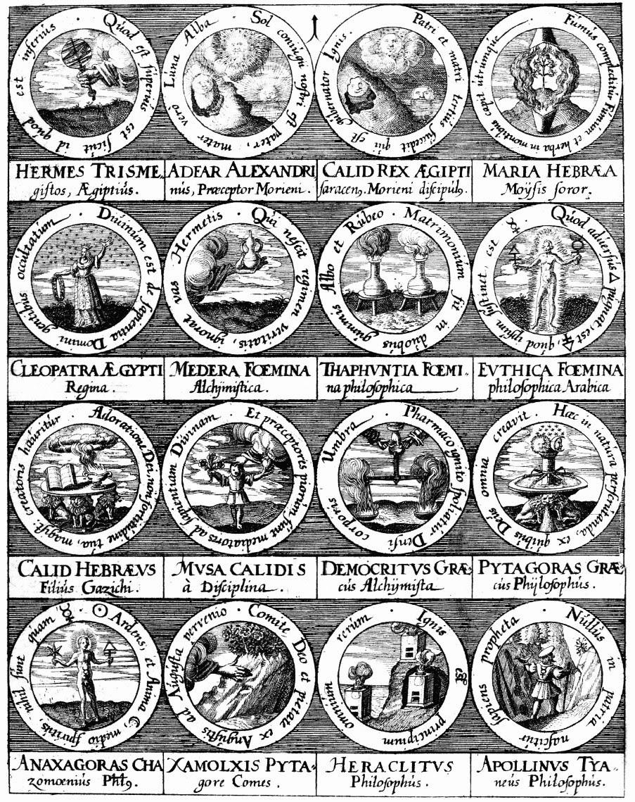 """El """"Sello de los Filósofos"""" de Johann Daniel Mylius"""