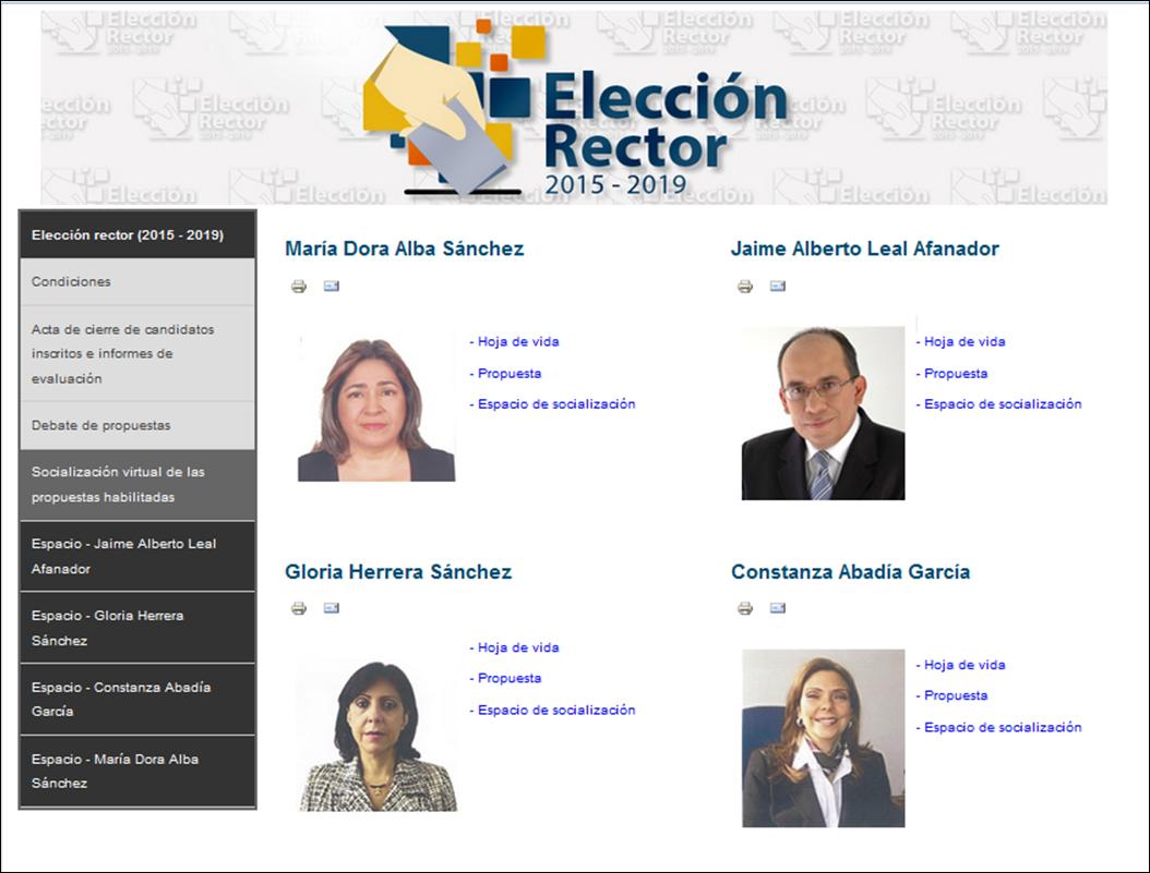 http://informacion.unad.edu.co/eleccion-rector/socializacion-virtual-de-las-propuestas-habilitadas