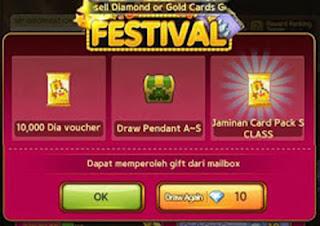 Trik LGR Get Rich Bagi Hadiah 10 Juta Gold Diamond Event Jackpot Draw 27 Oktober cover
