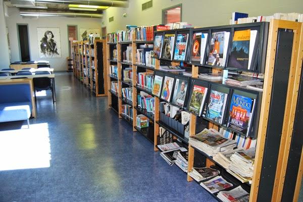 Biblioteca ESMS
