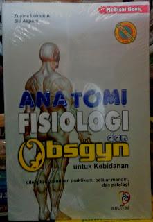 Buku Anatomi Fisiologi dan Obsgyn untuk Kebidanan