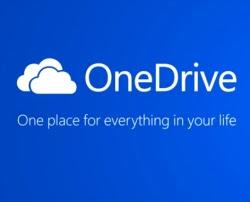 microsoft onedrive cloud storage