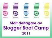 Blogger Boot Camp 2011