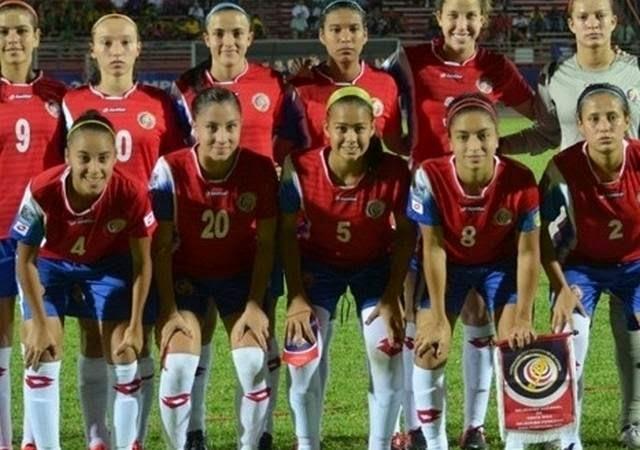 Costa Rica Sub 20-Francia Sub 20