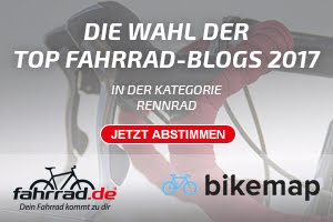Top Fahrrad Blog 2017