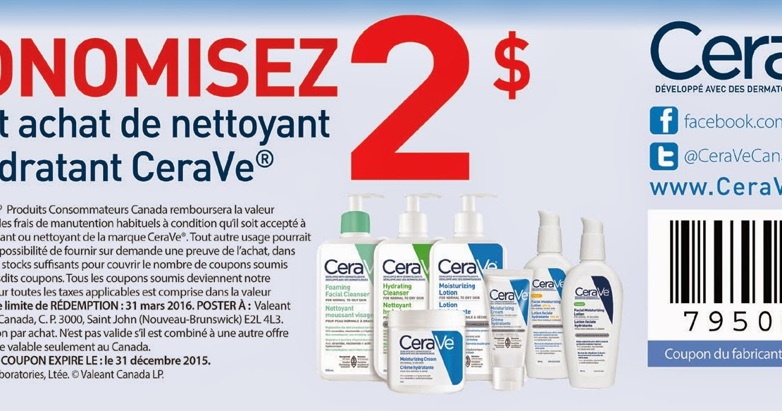 photo regarding Cerave Printable Coupon identified as cerave printable coupon