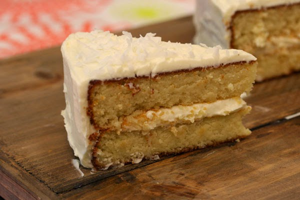 Recipe cake almond flour