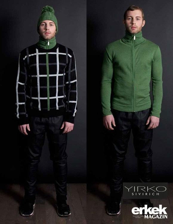 Yirko Sivirich 2013 Erkek Modası