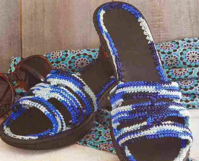 Botas a Crochet o Ganchillos