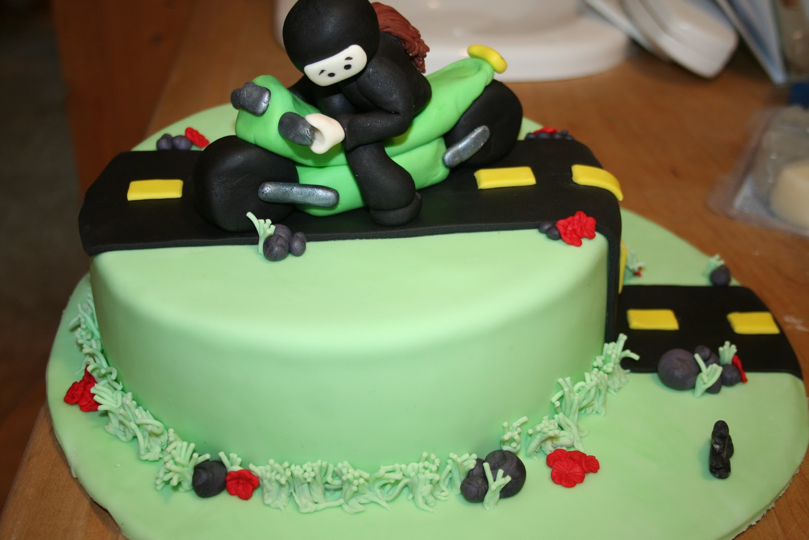 Get Your Motor Runnin Carpe Cakem Seize the Cake