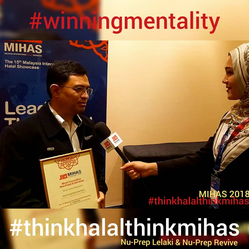 Most Innovative Non-Food and Service. MIHAS 2018