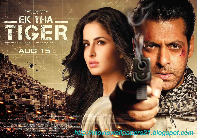 online movies wallpapers: salman and katrina ek tha tiger watch
