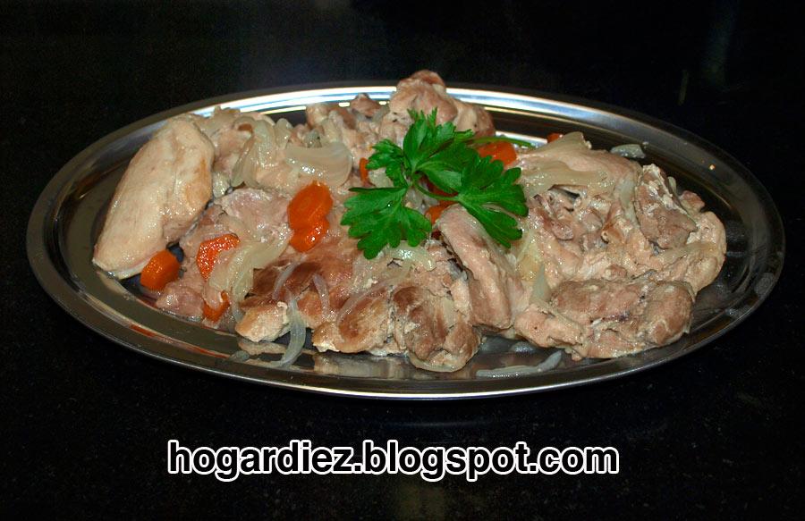 Hogar diez pollo a la cerveza for Maneras de cocinar pollo