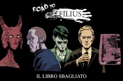 Undead Trinity: Road to Filius - Il libro sbagliato